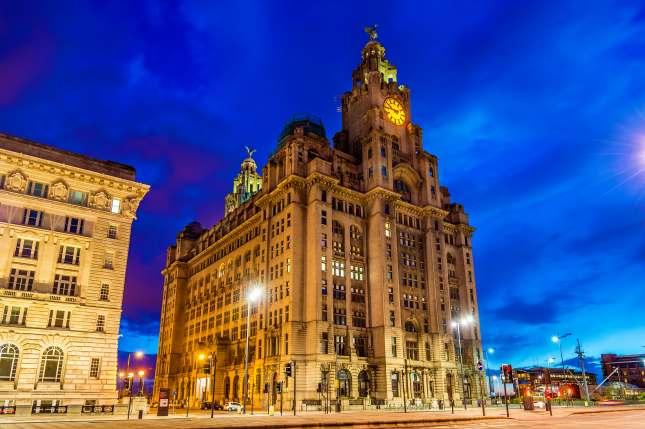 Liver Building - Liverpool