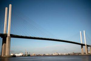Removals Dartford, Queen Elizabeth Bridge
